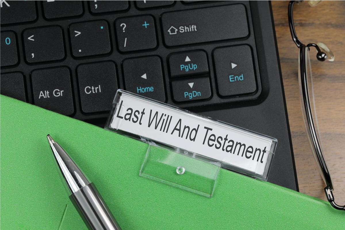 testament numérique